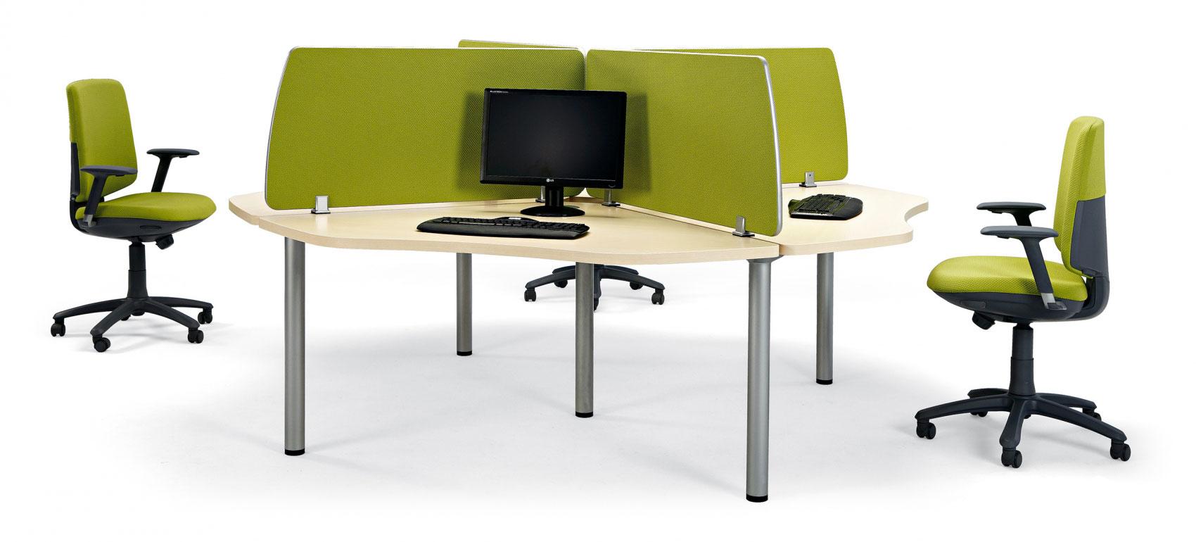 call center buroconcept vente de mobilier de bureau. Black Bedroom Furniture Sets. Home Design Ideas